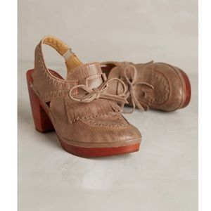 Anthro Latigo Cactus clogs